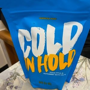 Cold on Hold Bath Salts